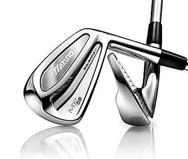 Mizuno MP 58 irons