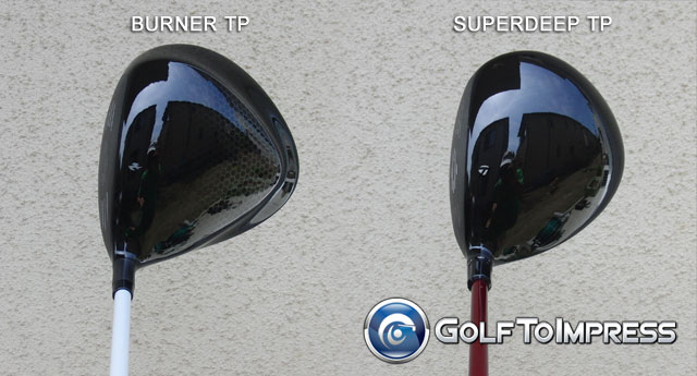 Taylormade R9 Superdeep Tp Vs Burner Superfast Tp