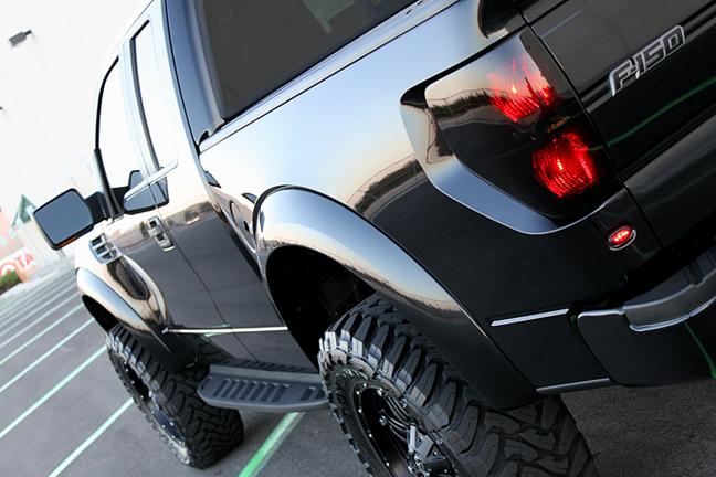 Ford Raptor Fender Flares