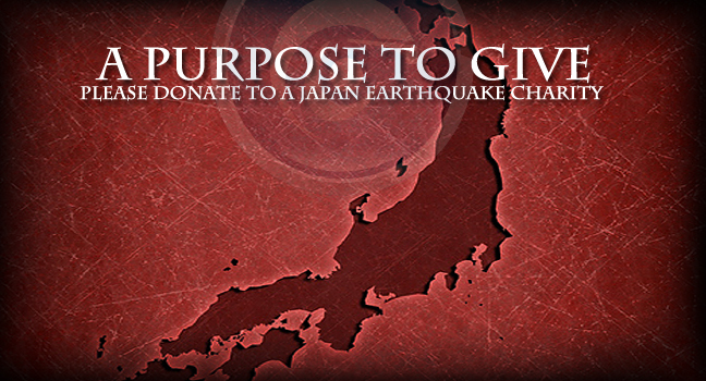 Japan Earthquake Donations