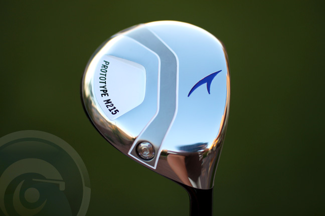 Akira Golf Fairway M215 Prototype