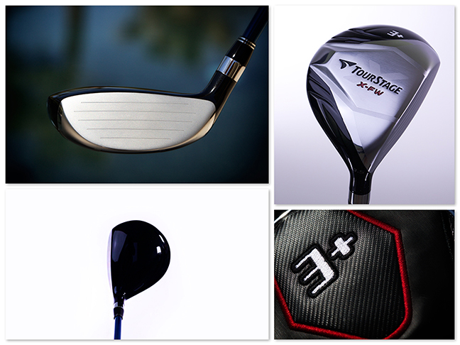 TourStage Golf Clubs Bridgestone