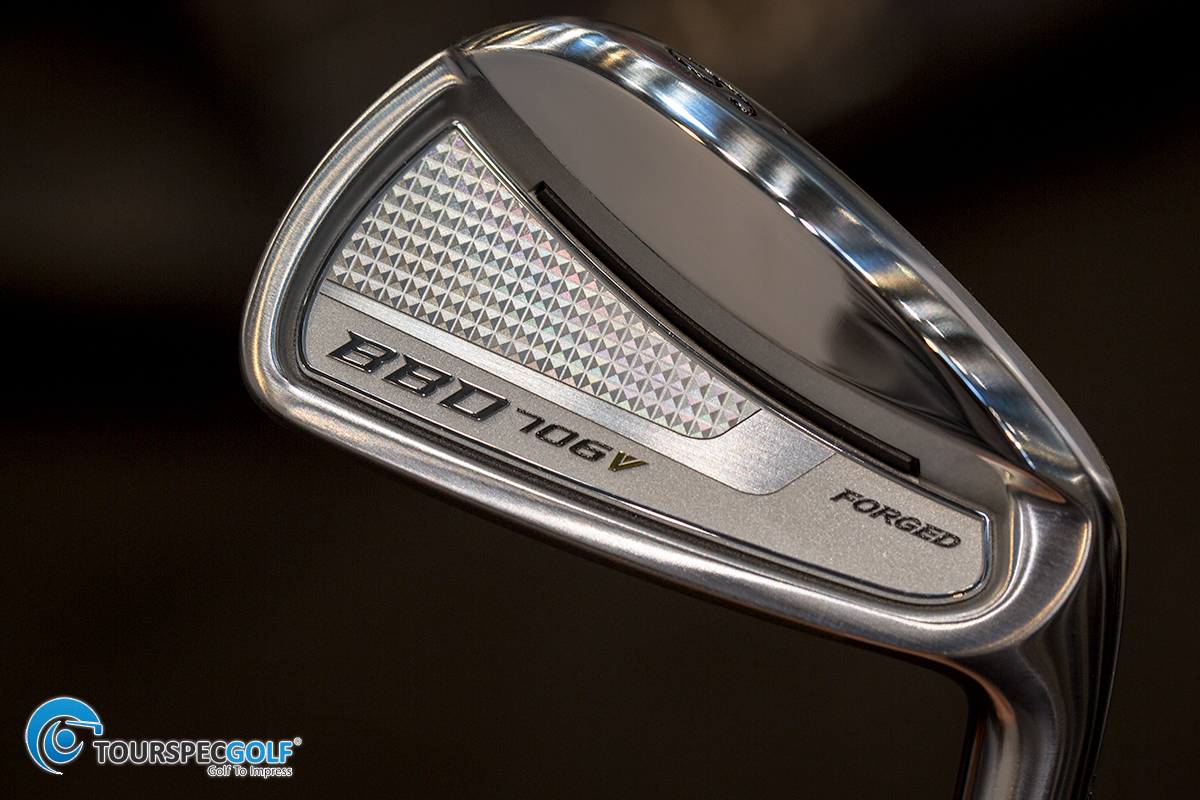 Royal-Collection-Golf 706V iron
